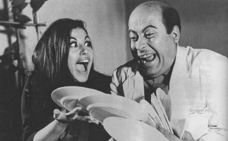 Τρελός, Παλαβός και Βέγγος (1967)