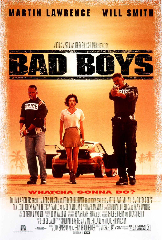 Πόστερ της ταινίας «Τα Κακά Παιδιά (1995) | Bad Boys»