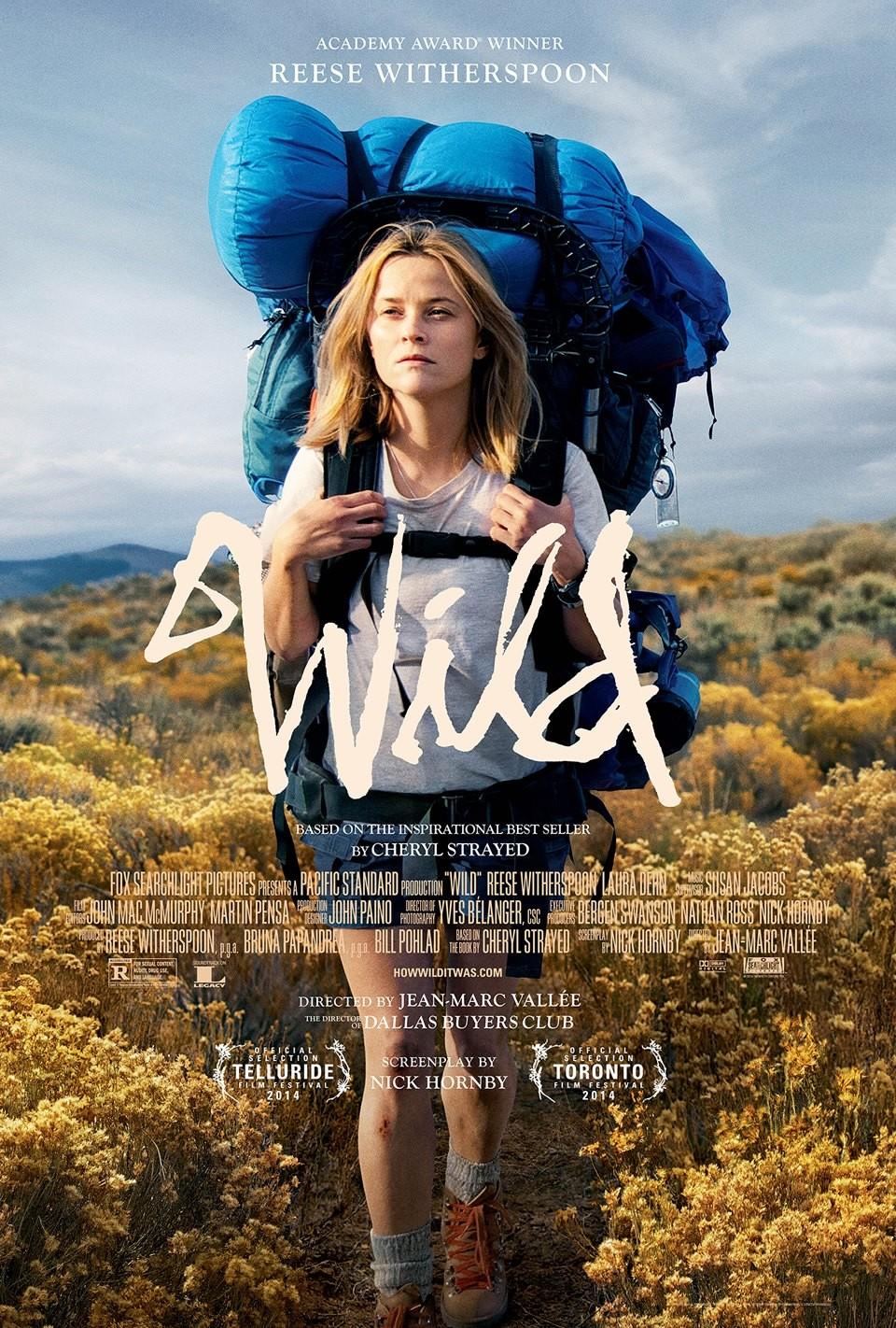 Πόστερ της ταινίας «Άγρια (2014) | Wild»