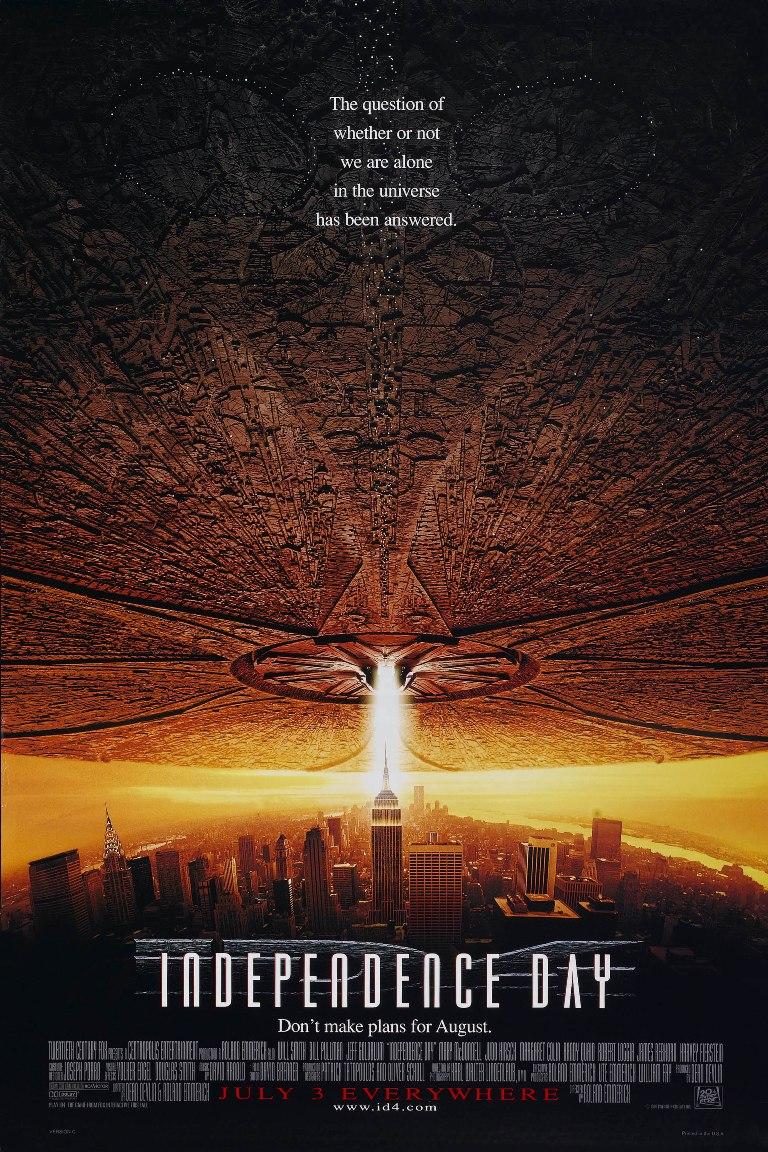 Πόστερ της ταινίας «Ημέρα Ανεξαρτησίας | Independence Day (1996)»