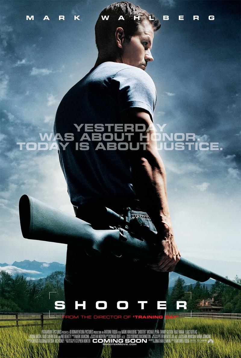 Πόστερ της ταινίας «Ο Εκτελεστής (2007) | Shooter»
