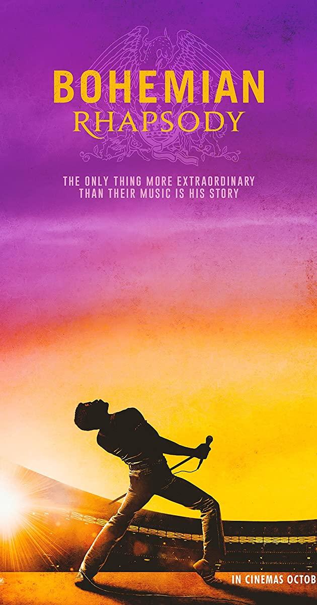 Πόστερ της ταινίας «Bohemian Rhapsody (2018)»
