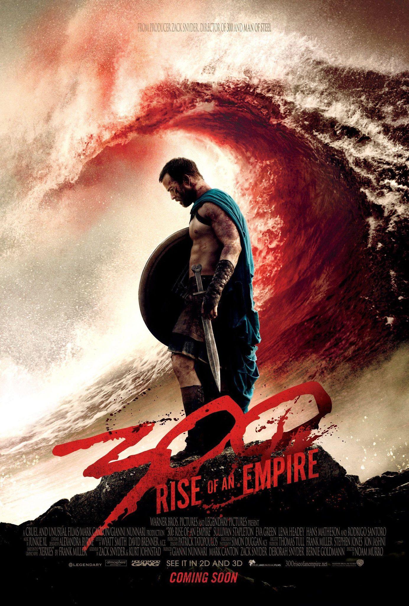 Πόστερ της ταινίας «300: Η Άνοδος της Αυτοκρατορίας (2014)»