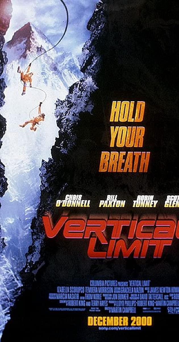 Πόστερ της ταινίας «Όρια αντοχής (2000) | Vertical Limit»