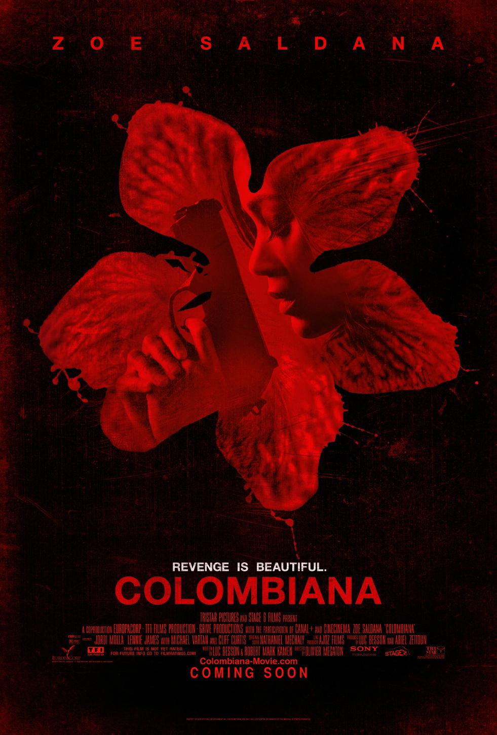 Πόστερ της ταινίας «Colombiana (2011)»