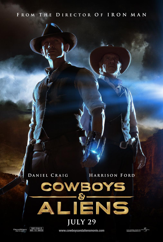 Πόστερ της ταινίας «Cowboys & Aliens (2011)»