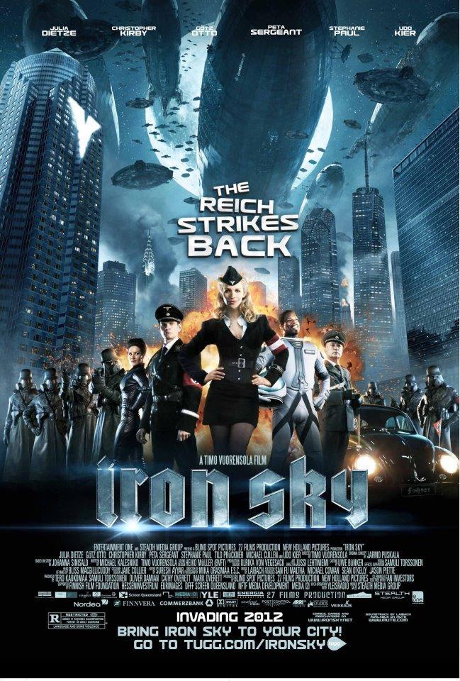 Πόστερ της ταινίας «Iron Sky: Το Τέταρτο Ράιχ Αντεπιτίθεται (2012) | Iron Sky»