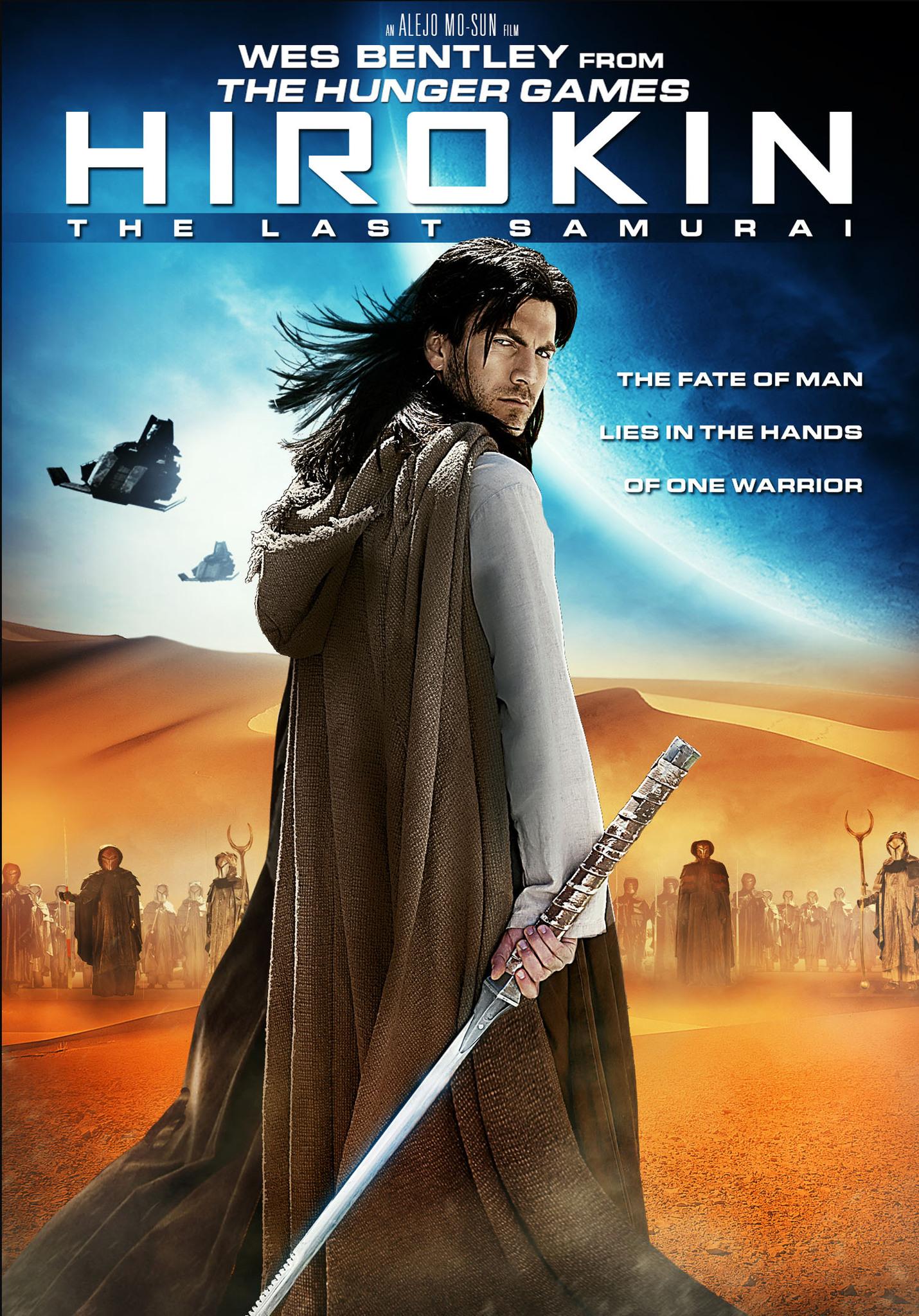Πόστερ της ταινίας «Hirokin: Ο Τελευταίος Σαμουράι (2012)»