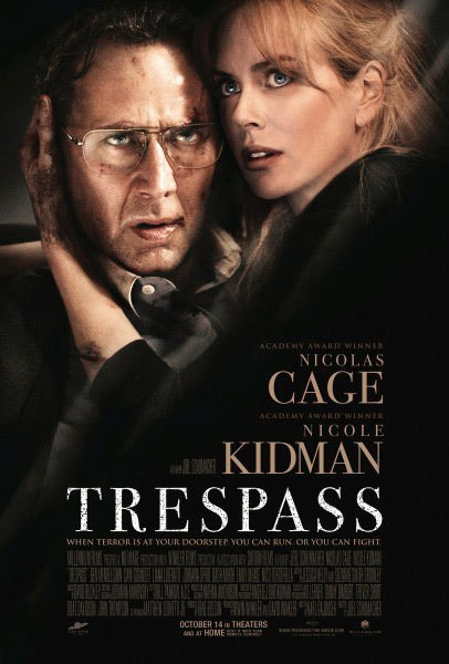 Πόστερ της ταινίας «Trespass (2011)»