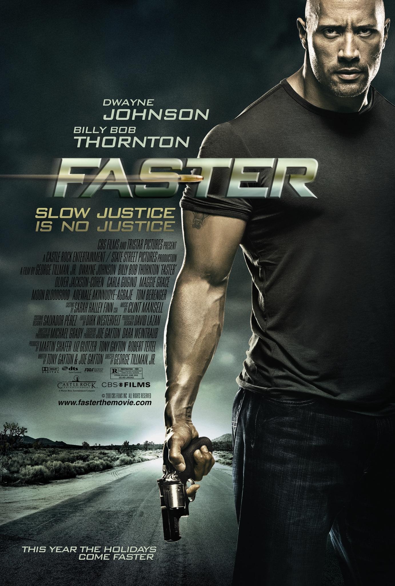 Πόστερ της ταινίας «Faster (2010)»