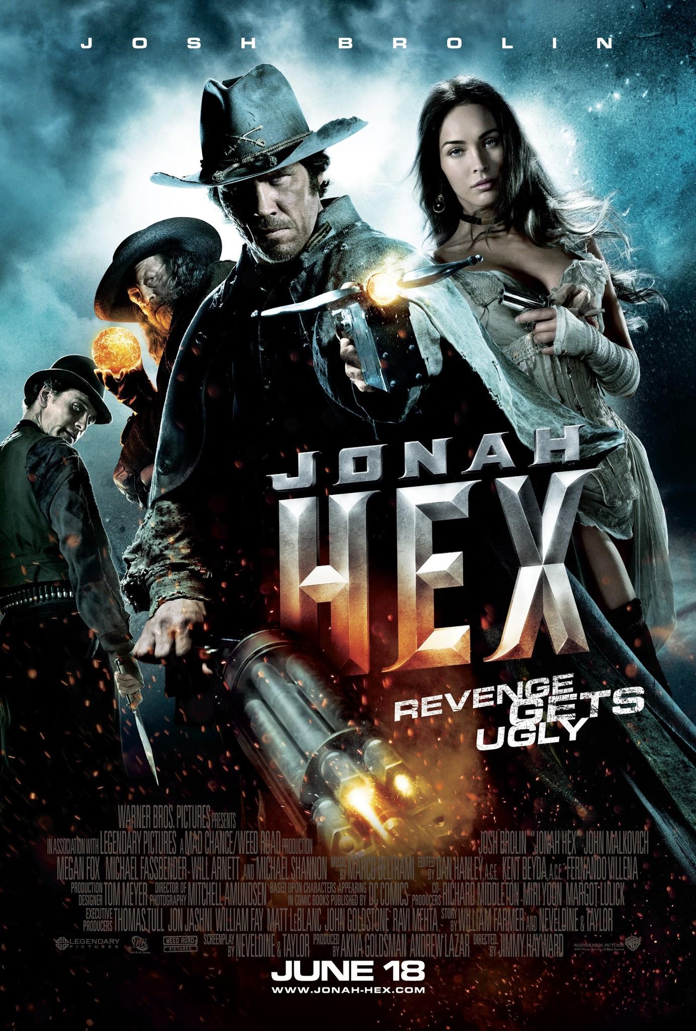 Πόστερ της ταινίας «Jonah Hex (2010)»