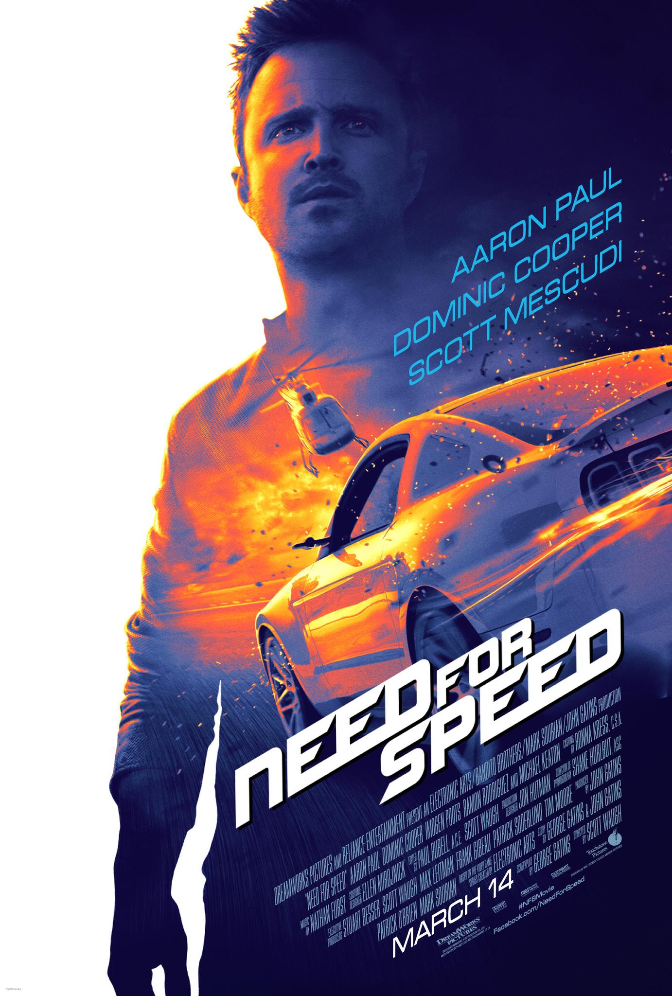 Πόστερ της ταινίας «Need for Speed (2014)»
