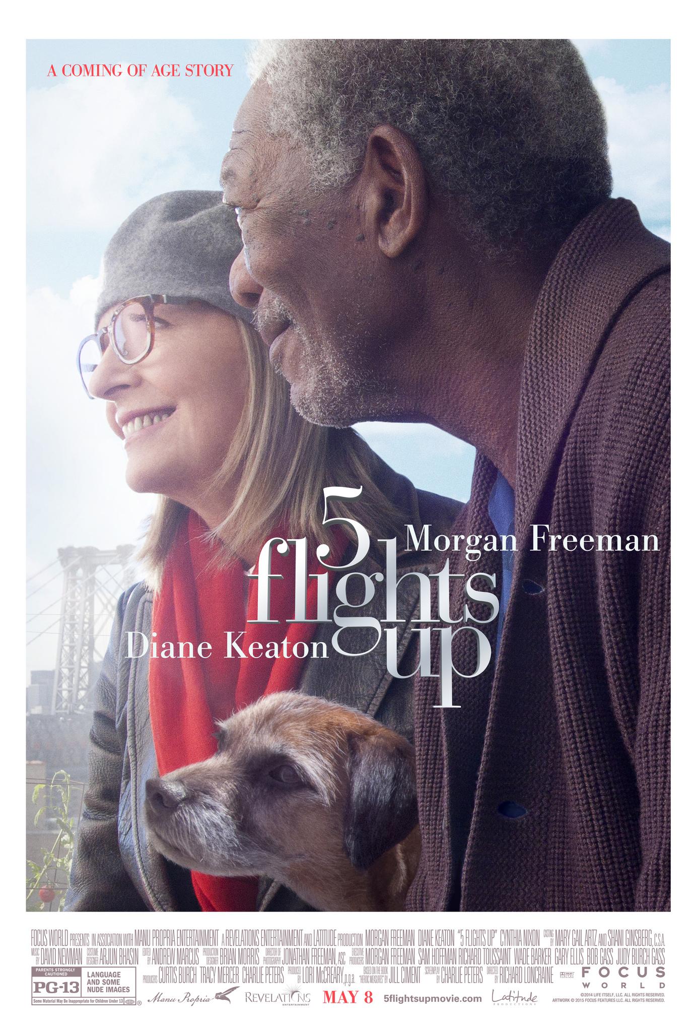 Πόστερ της ταινίας «Ασανσέρ για 2 (2014)   5 Flights Up»
