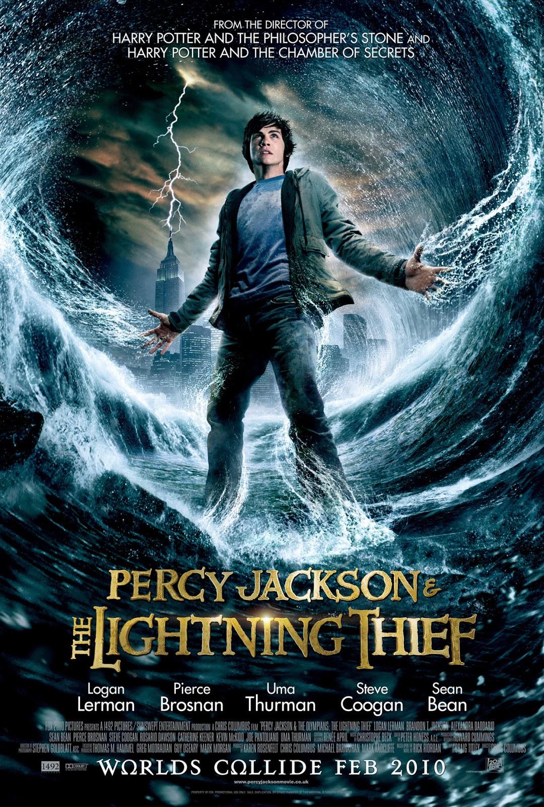 Πόστερ της ταινίας «Ο Πέρσι Τζάκσον & οι Ολύμπιοι: Η Κλοπή της Αστραπής (2010)»