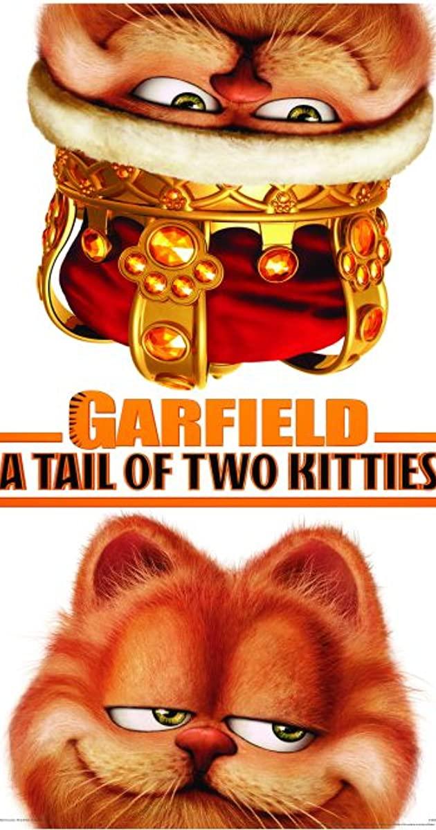 Πόστερ της ταινίας «Garfield 2: Μια ιστορία με δύο γάτες (2006) | Garfield 2»