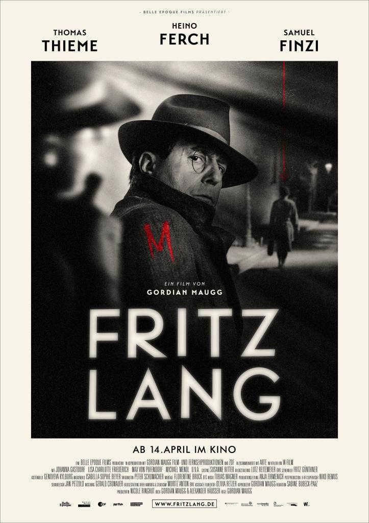Πόστερ της ταινίας «Φριτζ Λανγκ (2016) | Fritz Lang»