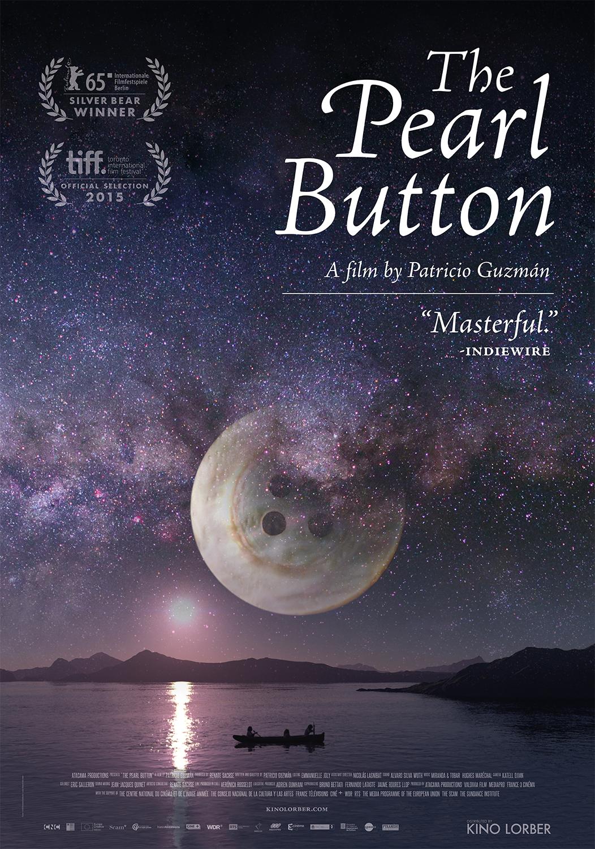 Πόστερ της ταινίας «Το Μαργαριταρένιο Κουμπί (2015) | The Pearl Button»