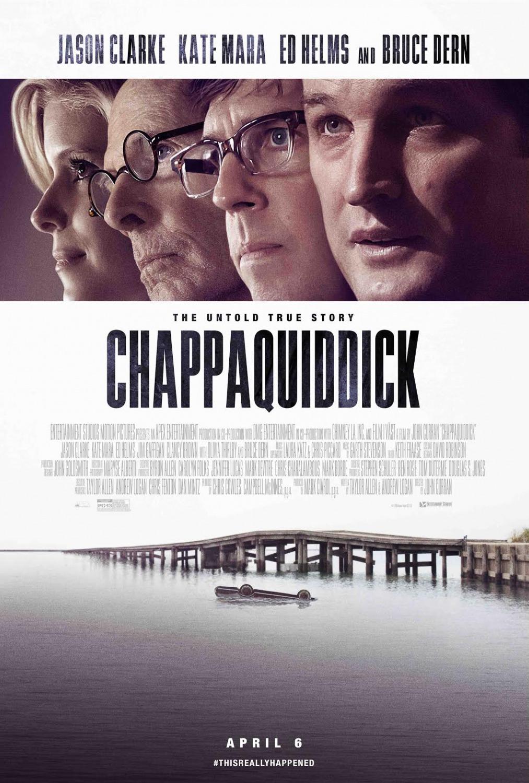 Πόστερ της ταινίας «Η Ενοχή του Κένεντι (2017) | Chappaquiddick»