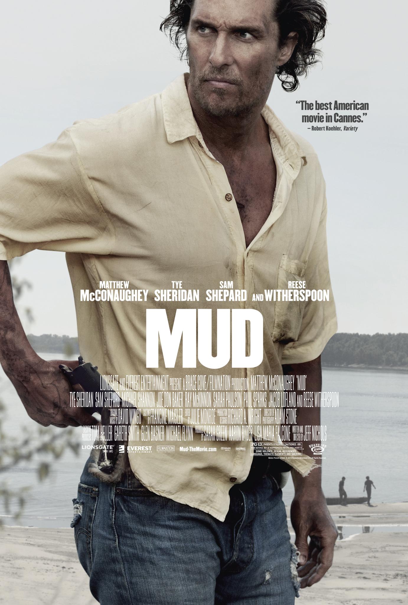 Πόστερ της ταινίας «Ένα Καλοκαίρι (2012)   Mud»