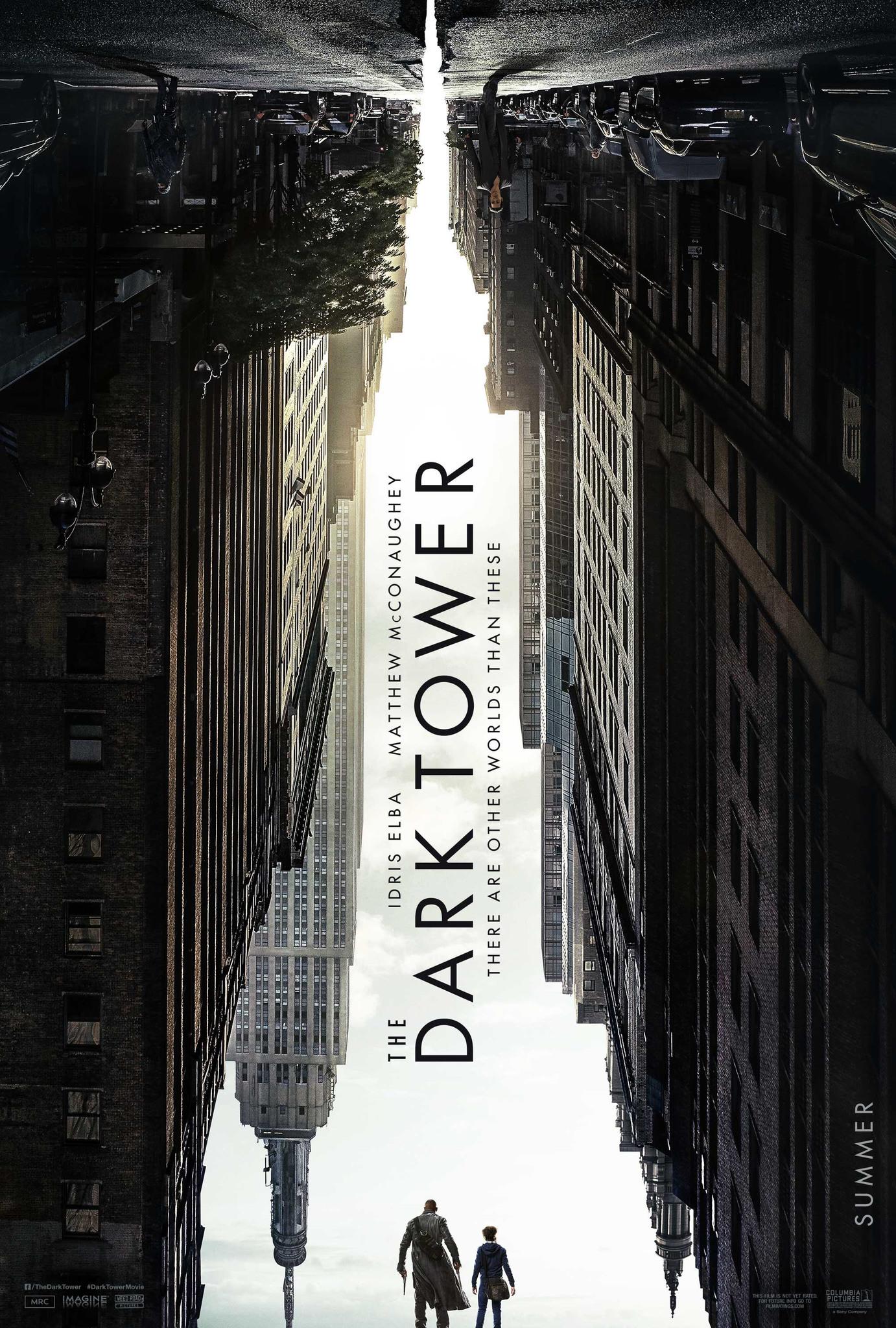 Πόστερ της ταινίας «Ο Μαύρος Πύργος (2017)   The Dark Tower»