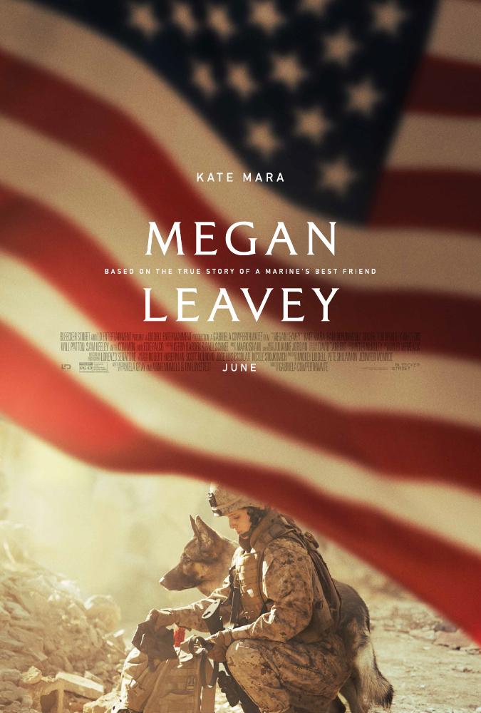 Πόστερ της ταινίας «Megan Leavey (2017)»