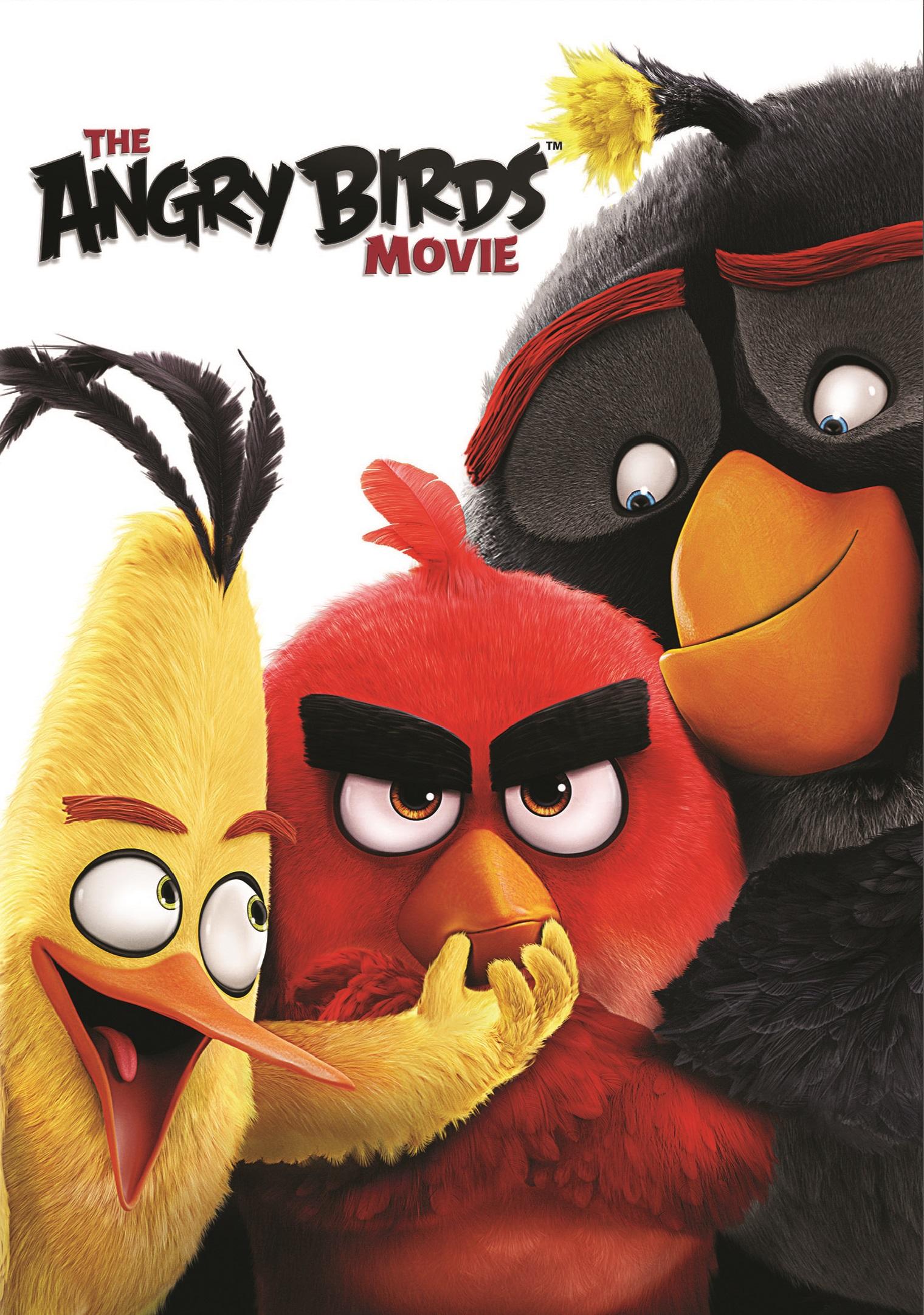 Πόστερ της ταινίας «Angry Birds: Η Ταινία (2016) | The Angry Birds Movie»