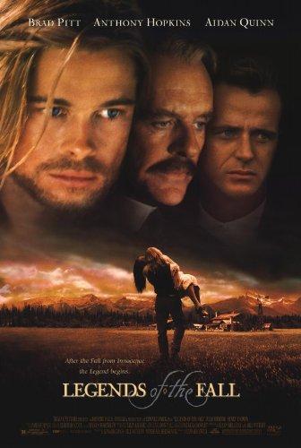 Πόστερ της ταινίας «Θρύλοι του Πάθους (1994)   Legends of the Fall»