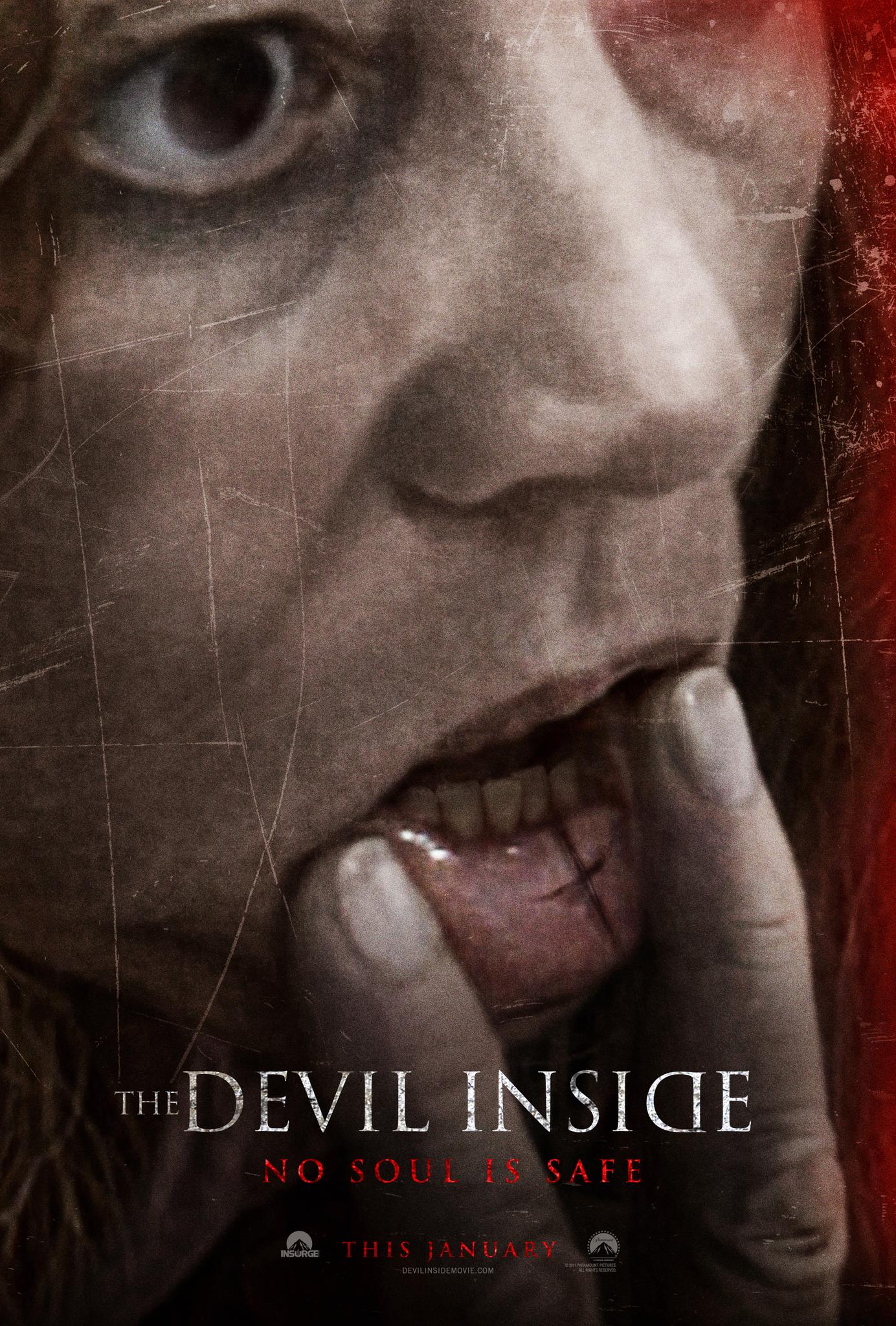 Πόστερ της ταινίας «Ο Διάβολος Μέσα Της (2012) | The Devil Inside»