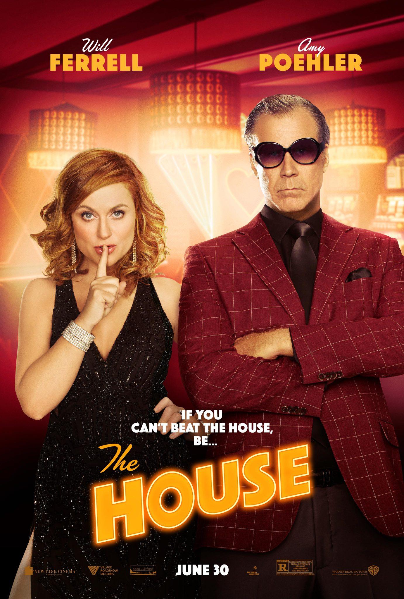 Πόστερ της ταινίας «Επιχείρηση: Καζίνο (2017)   The House»
