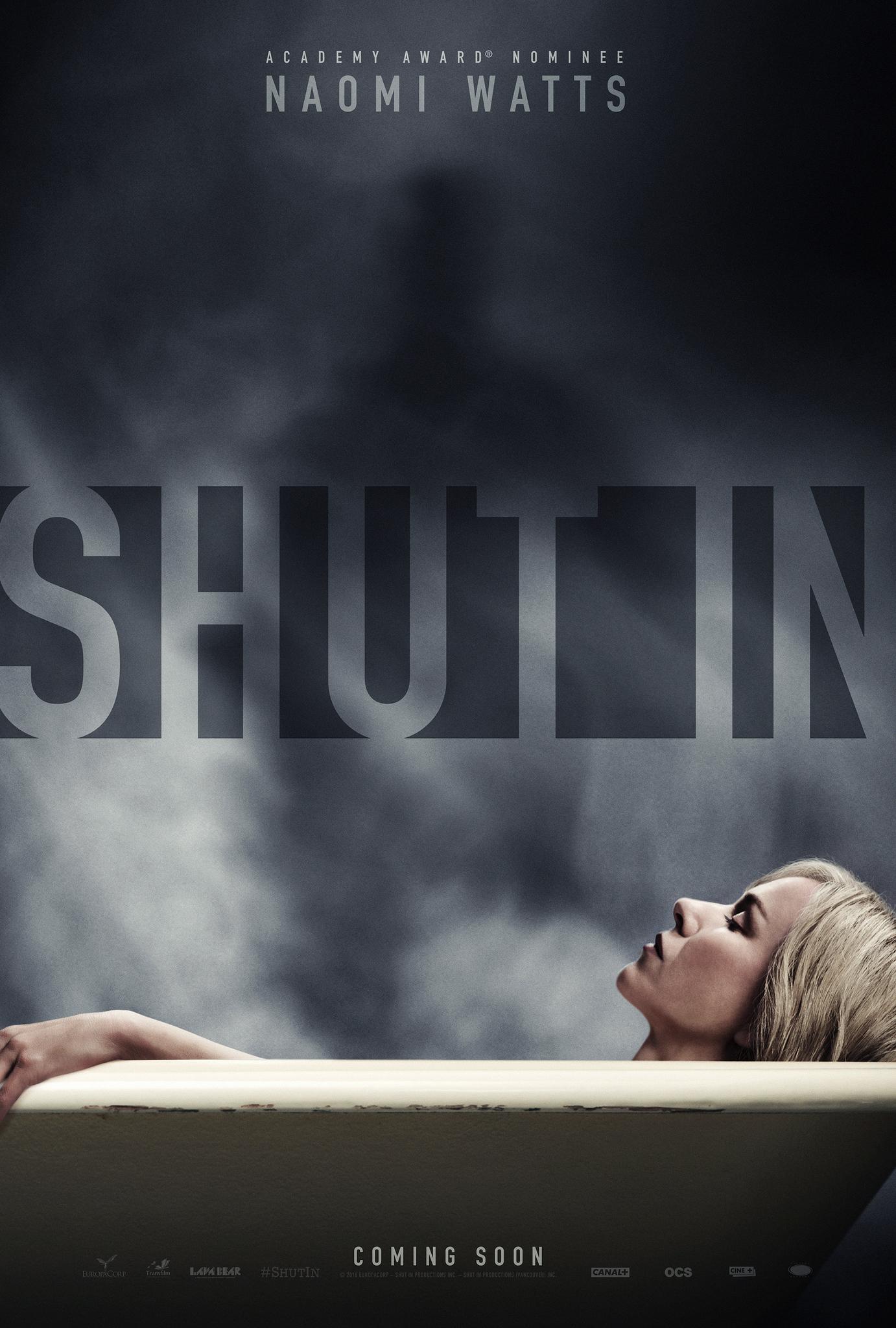 Πόστερ της ταινίας «Εγκλωβισμένη (2016)   Shut In»