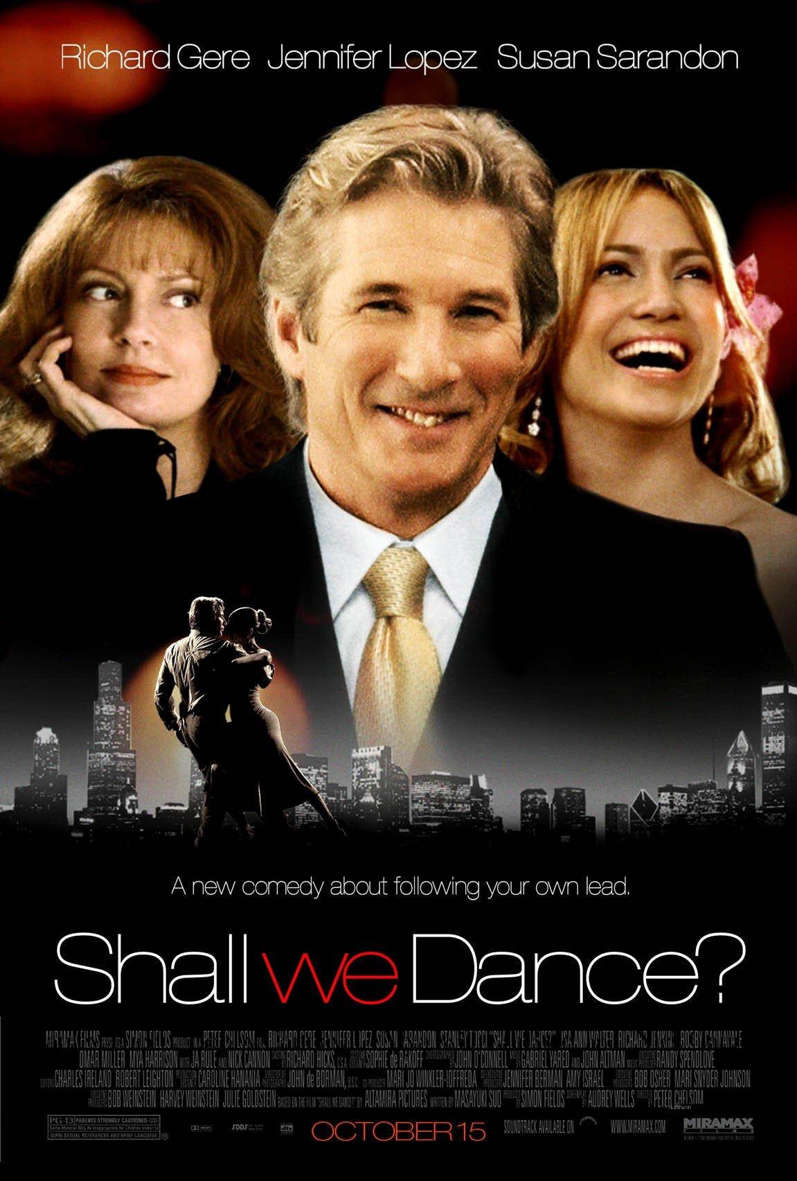 Πόστερ της ταινίας «Χορεύετε; (2004)   Shall We Dance»