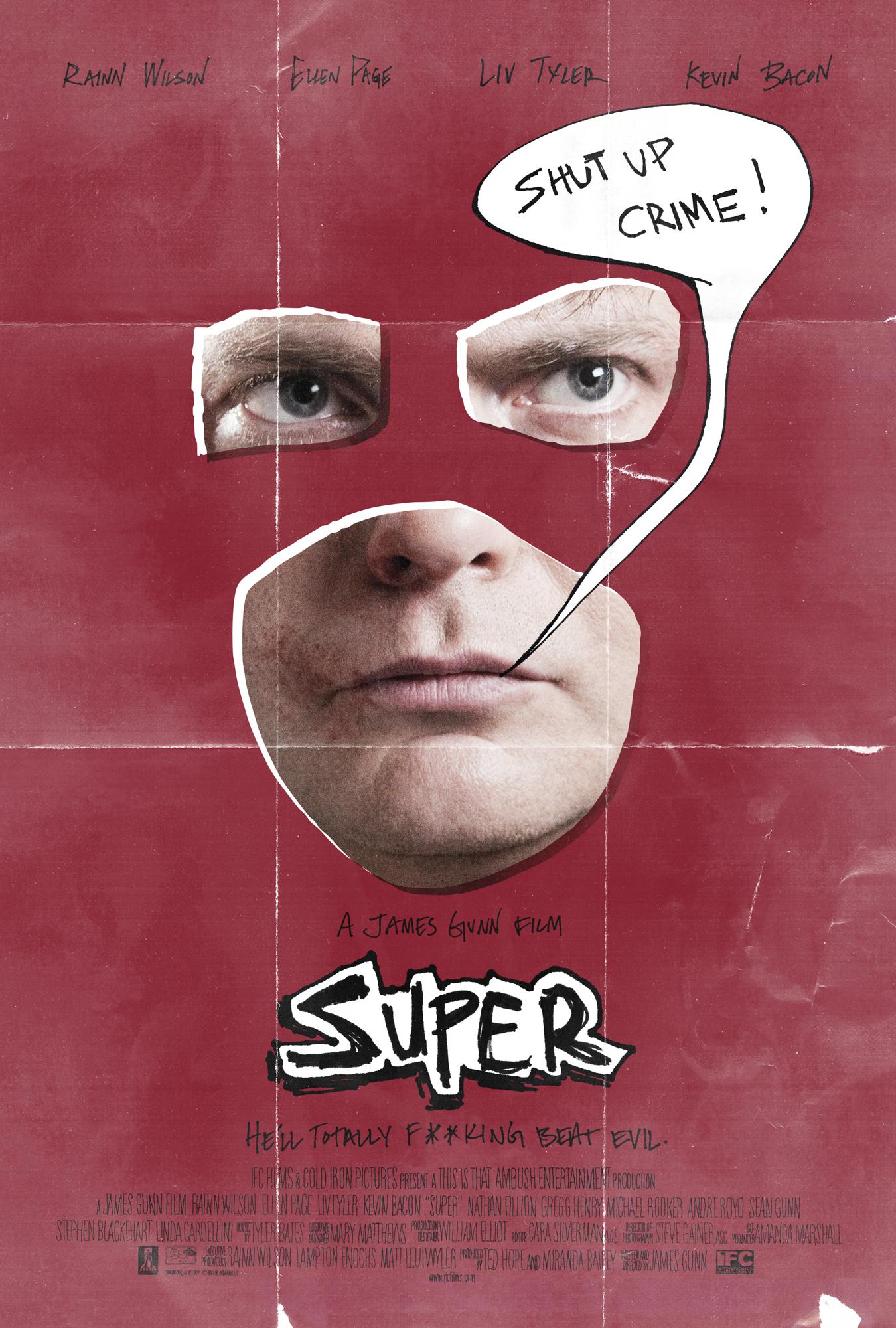 Πόστερ της ταινίας «Σούπερ (2010)   Super»