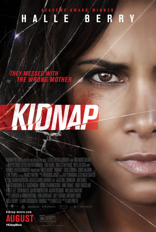 Πόστερ της ταινίας «Απαγωγή (2017)   Kidnap»
