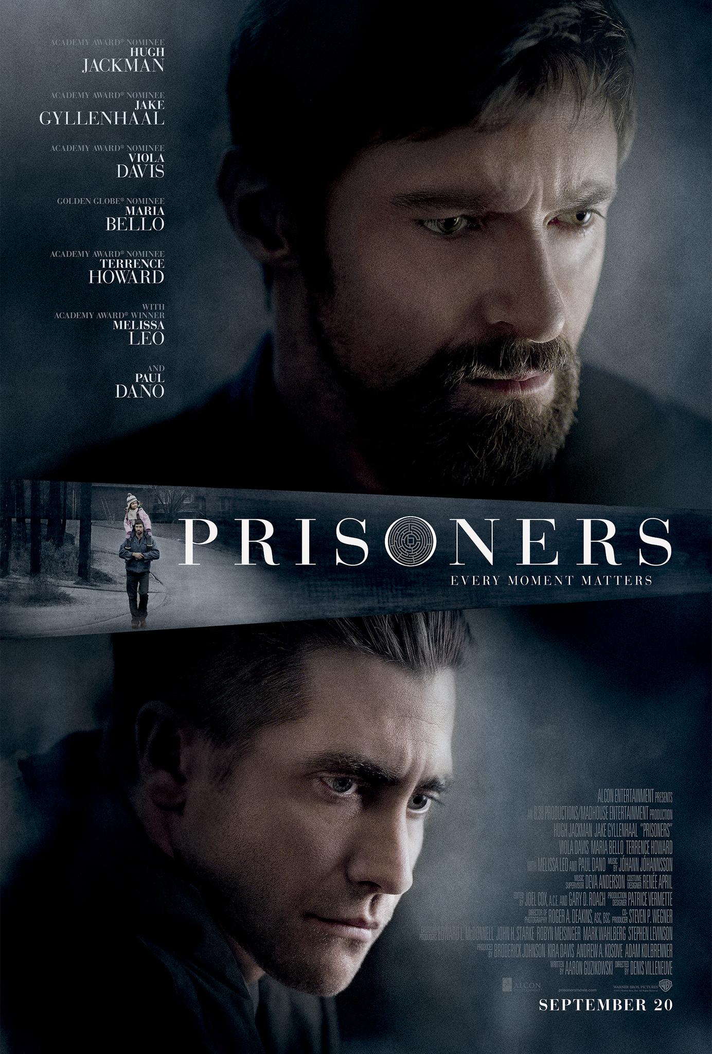 Πόστερ της ταινίας «Prisoners (2013)»