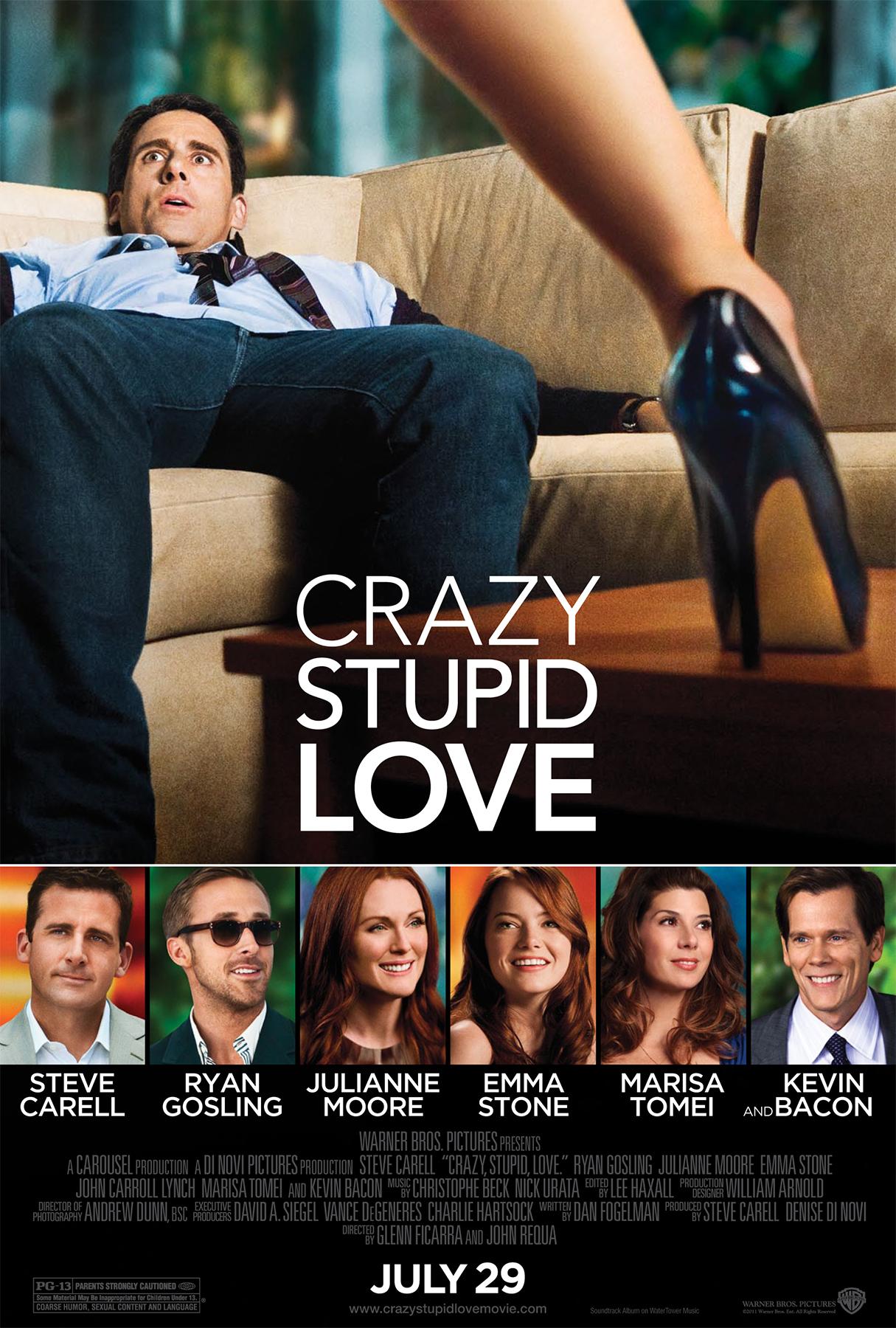 Πόστερ της ταινίας «Crazy, Stupid, Love (2011)»