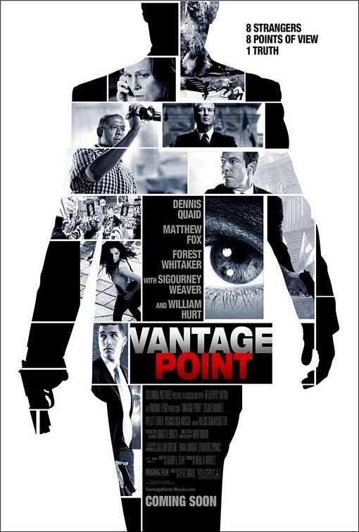 Πόστερ της ταινίας «Σημείο Υπεροχής (2008) | Vantage Point»
