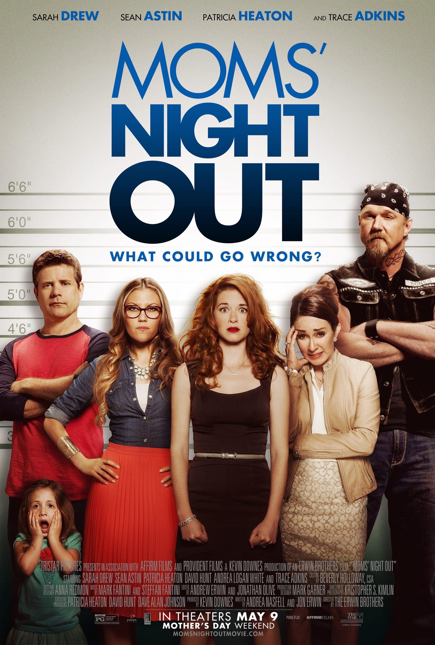Πόστερ της ταινίας «Moms' Night Out (2014)»