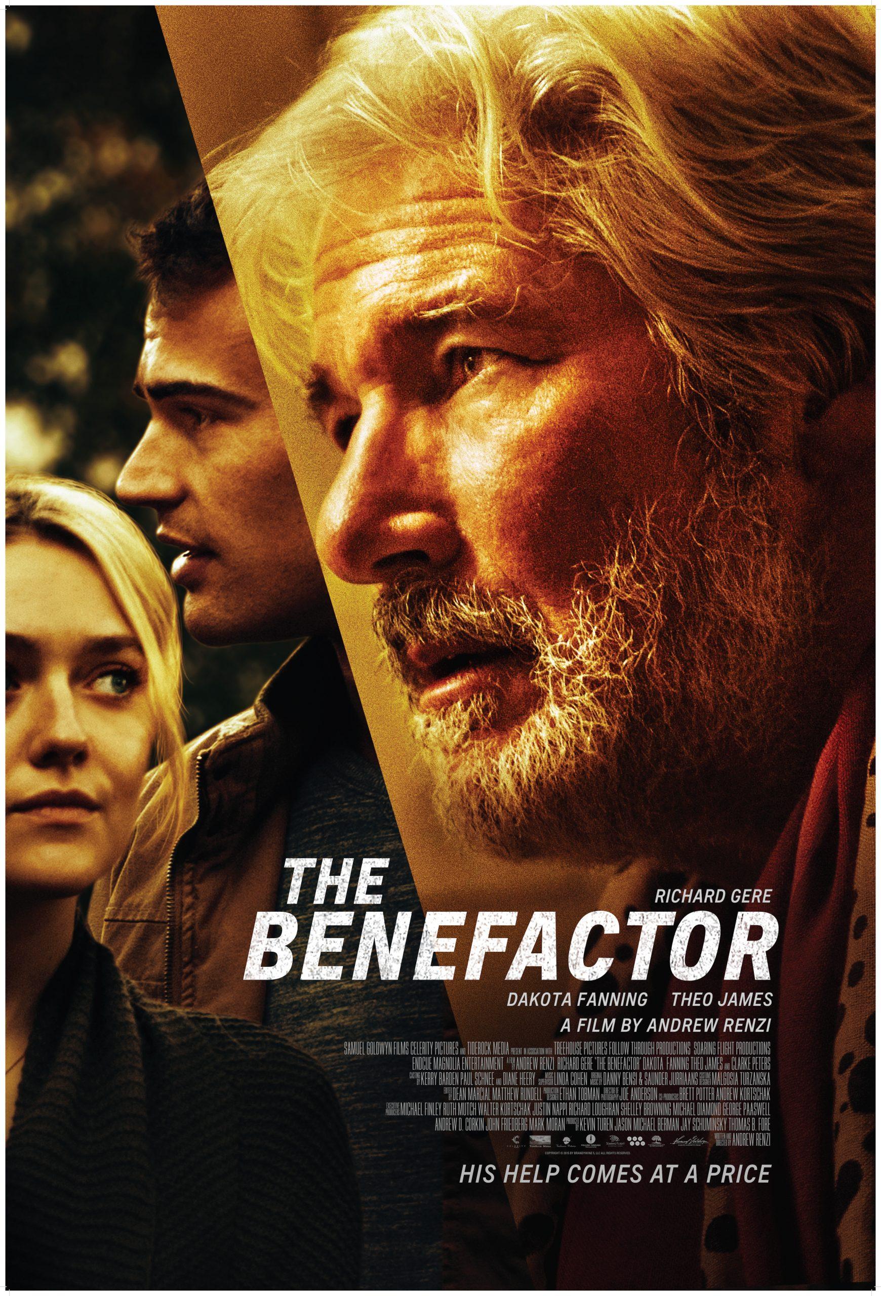 Πόστερ της ταινίας «Ο Ευεργέτης (2015) | The Benefactor»