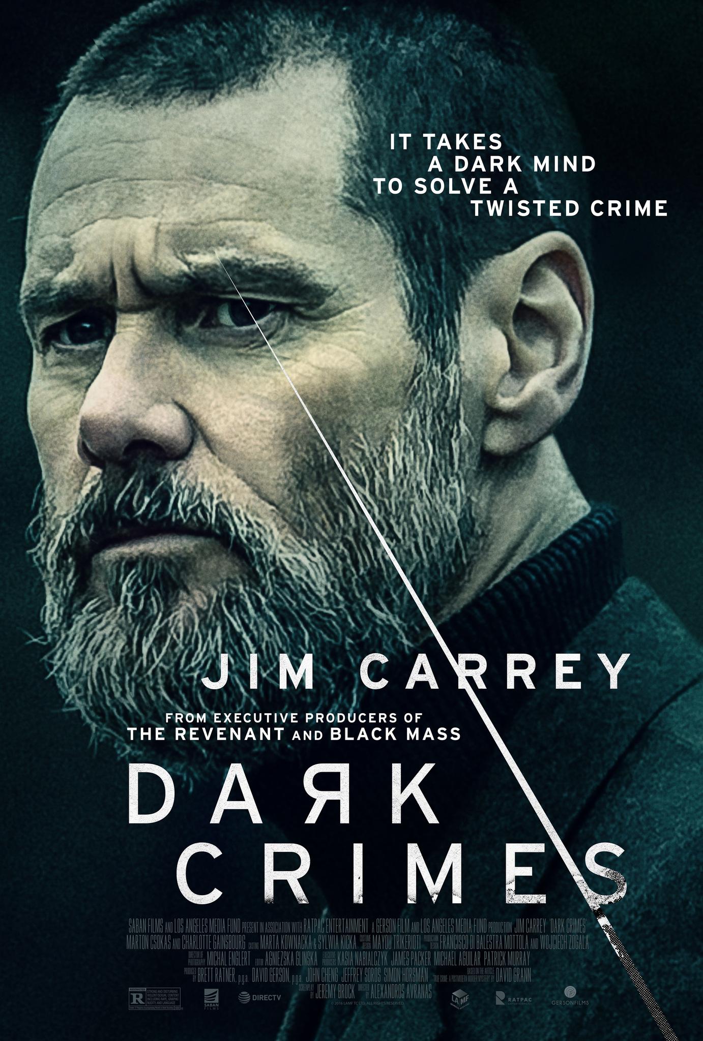 Πόστερ της ταινίας «Σκοτεινά Εγκλήματα (2016) | Dark Crimes»