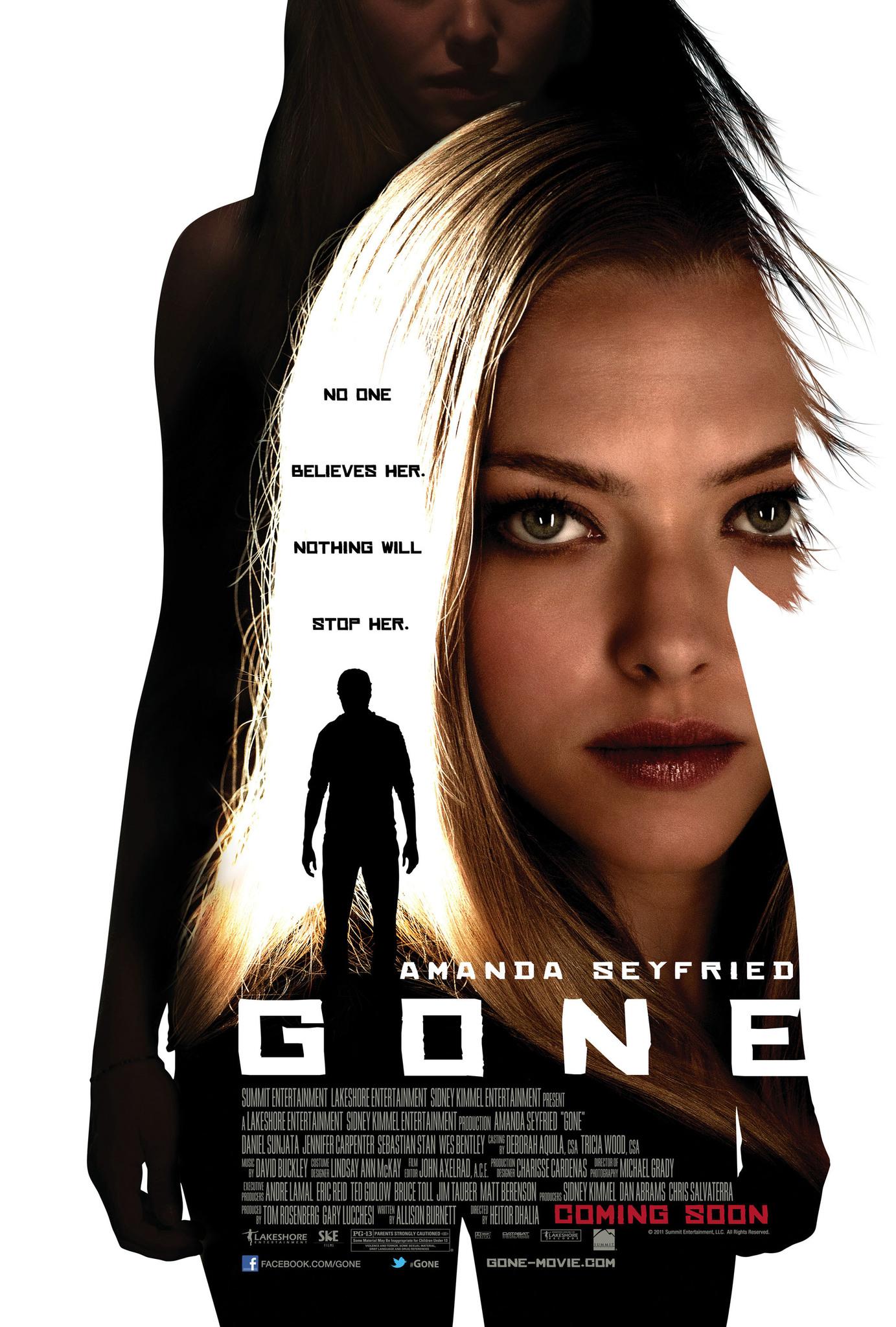 Πόστερ της ταινίας «Μυστηριώδης Εξαφάνιση (2012) | Gone»