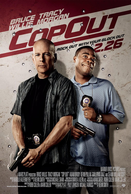 Πόστερ της ταινίας «Οι Μπάτσοι της Συμφοράς (2010) | Cop Out»