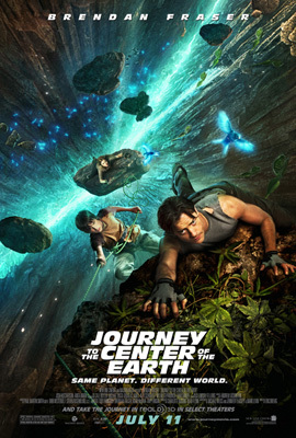 Πόστερ της ταινίας «Ταξίδι στο Κέντρο της Γης (2008)»