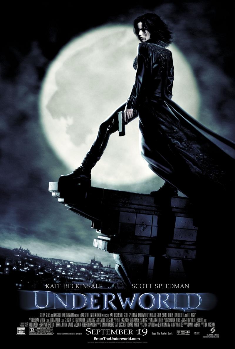 Πόστερ της ταινίας «Underworld (2003)»