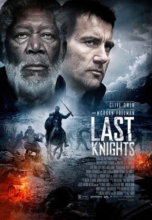 Πόστερ της ταινίας «Οι Τελευταίοι Ιππότες (2015)   Last Knights»