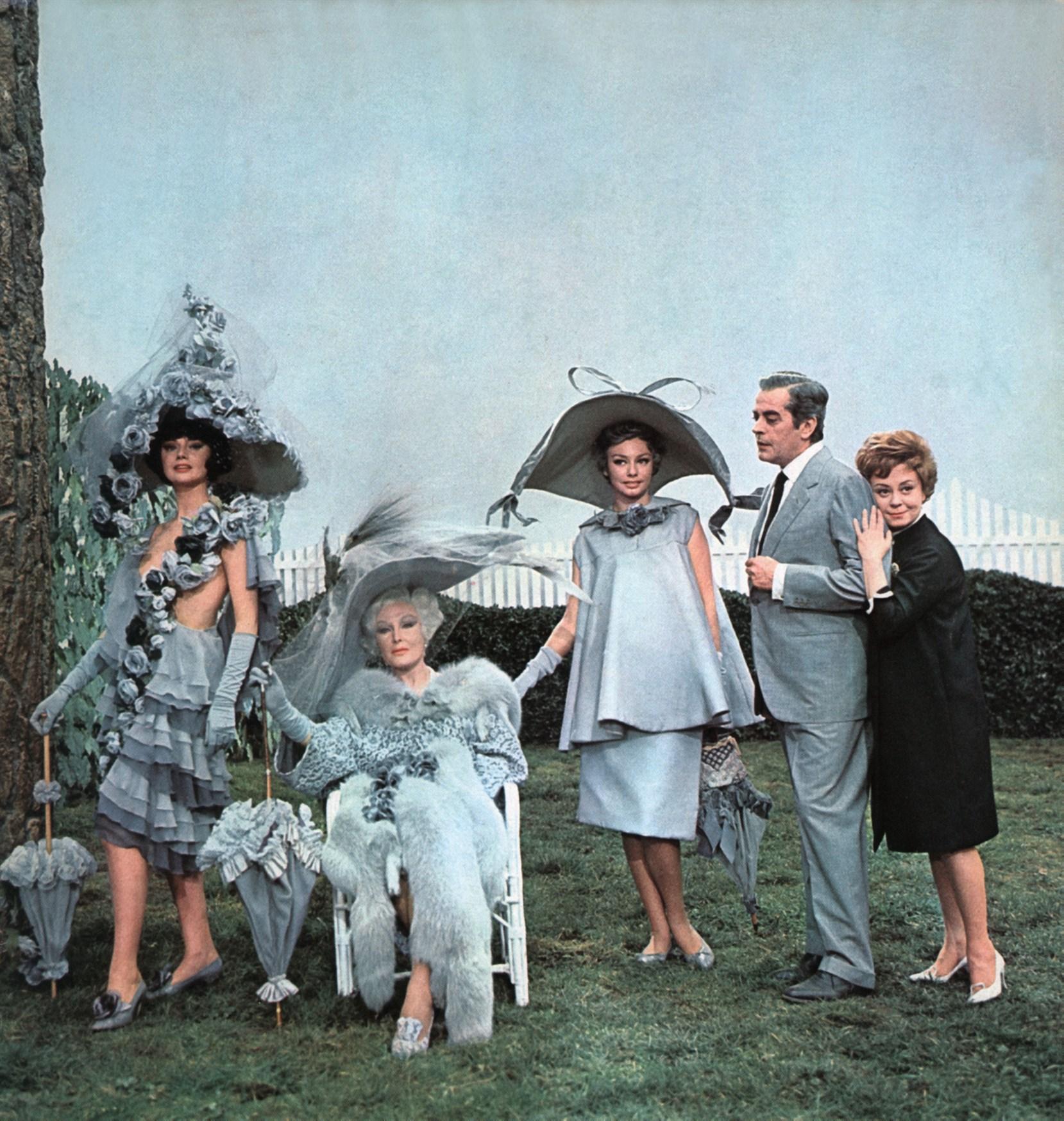 Πόστερ της ταινίας «Juliet of the Spirits (1965)»
