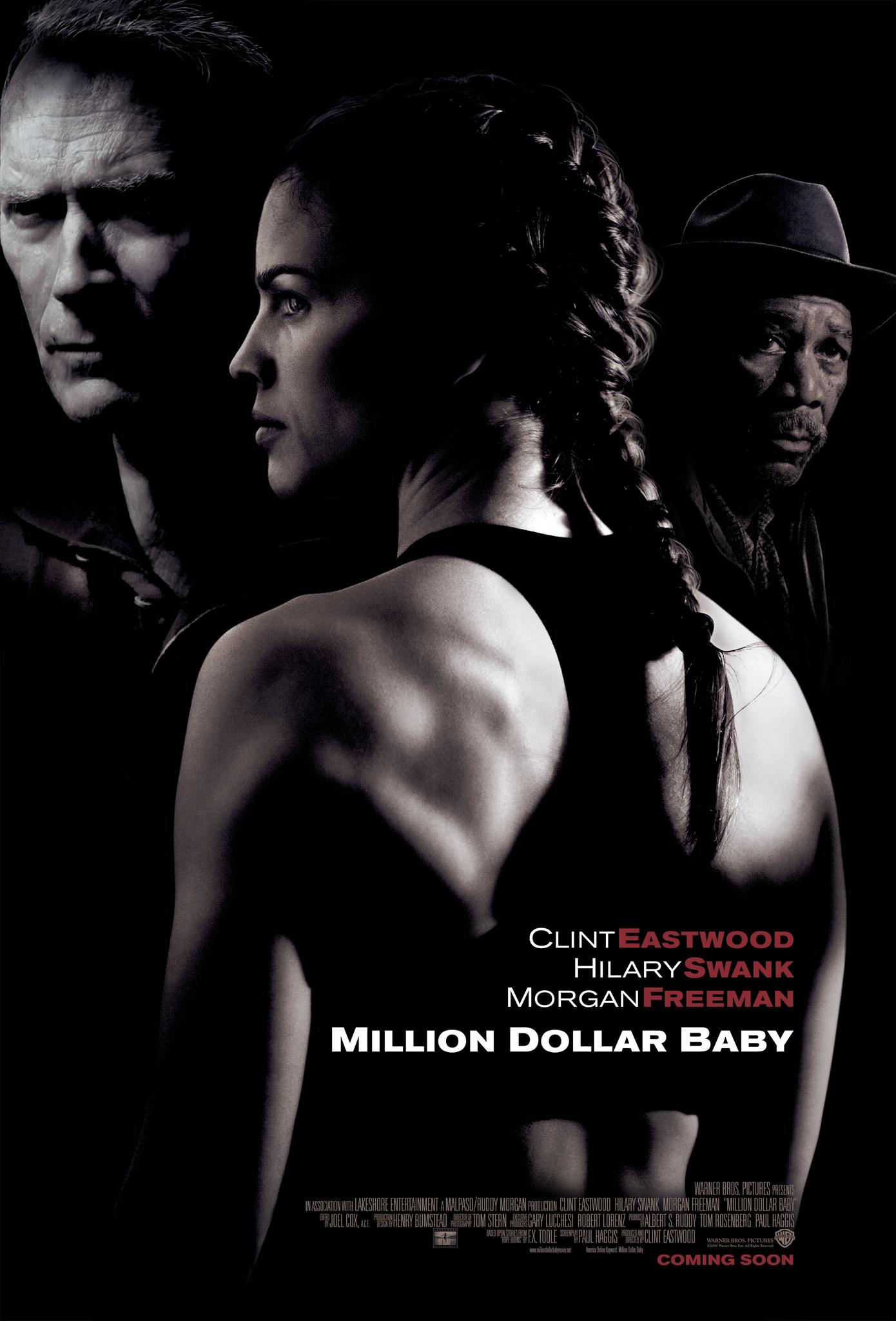 Πόστερ της ταινίας «Million Dollar Baby (2004)»