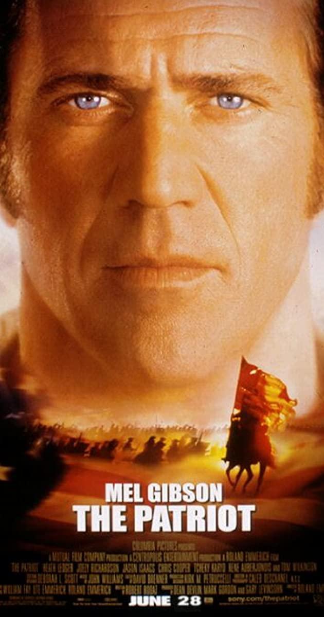 Πόστερ της ταινίας «Ο Πατριώτης (2000) | The Patriot»