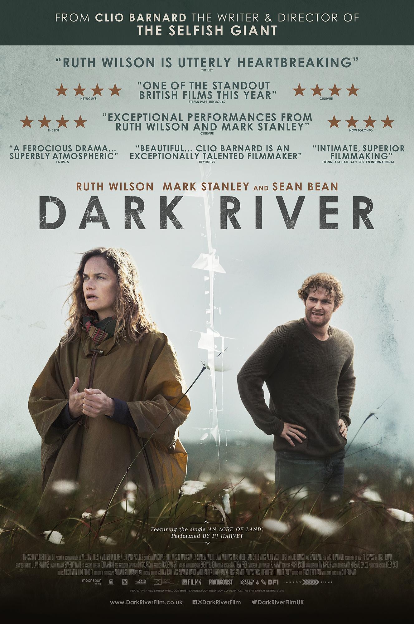 Πόστερ της ταινίας «Σκοτεινός Ποταμός (2017)   Dark River»