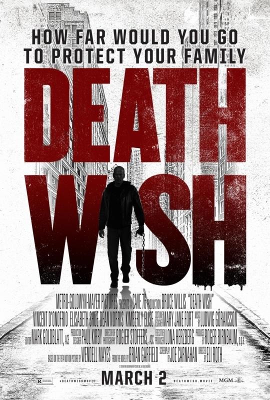 Πόστερ της ταινίας «Death Wish (2018)»