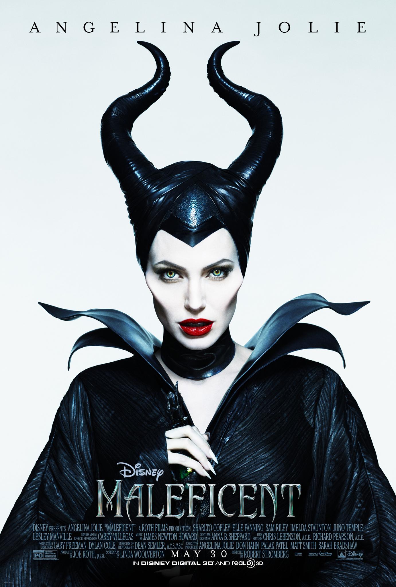 Πόστερ της ταινίας «Maleficent (2014)»